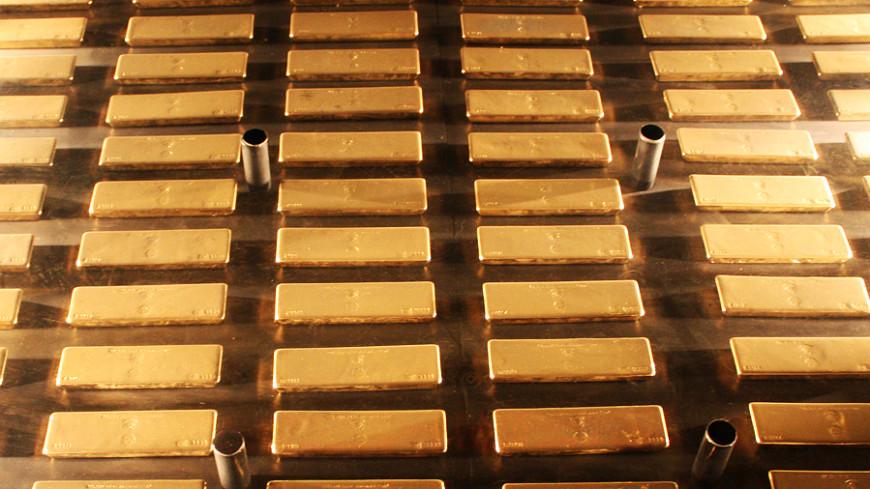В 2014 году ЦБ закупил 171 тонну золота