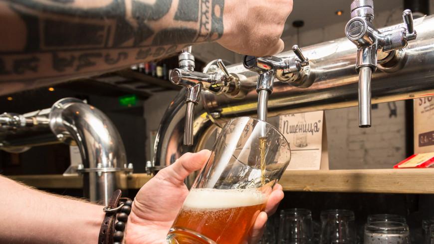 В новом году московские бары останутся без спиртного