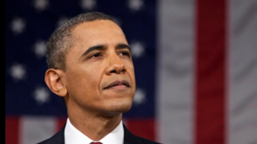 Обама: США лидируют на мировой арене