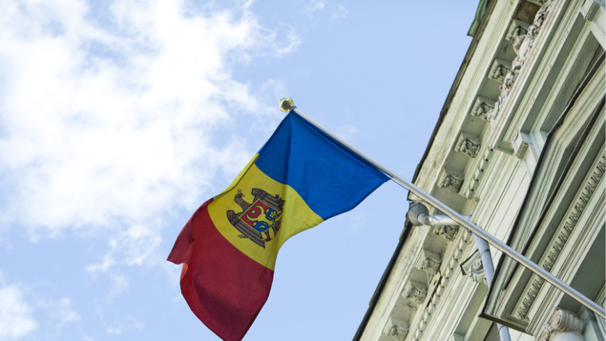 Молдова начала получать газ из Румынии
