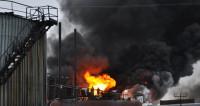Пожар на ТЭЦ в Барнауле. Объявлен режим ЧС