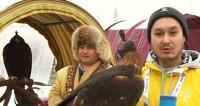 Гости Универсиады познакомились с традициями Казахстана в «Этноауле»
