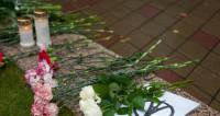 В Волгограде установили табличку «Плачем с Парижем»
