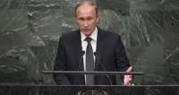 Путин осудил «цветные» революции как способ решения задач