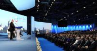 Путин призывает не драматизировать: выступление президента на ВЭФ