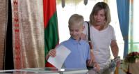 Более 70% белорусов пришли на участки, чтобы сделать выбор