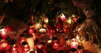 Полночь в Париже прошла в молчании