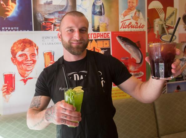 Готовим весенние яркие лимонады и молочные коктейли, как в Советском Союзе