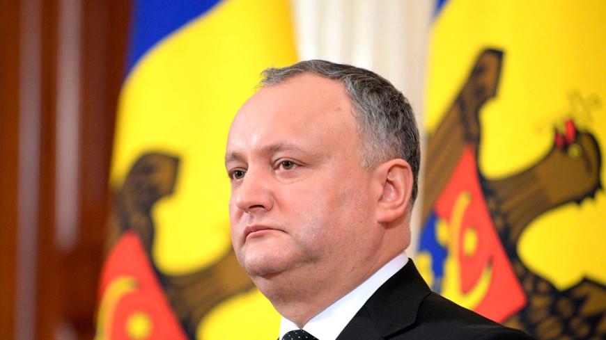 Президент Молдовы предложил перейти к смешанной избирательной системе