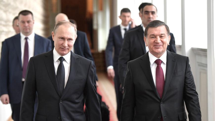 Поставки газа в Россию из Узбекистана будут существенно расширены