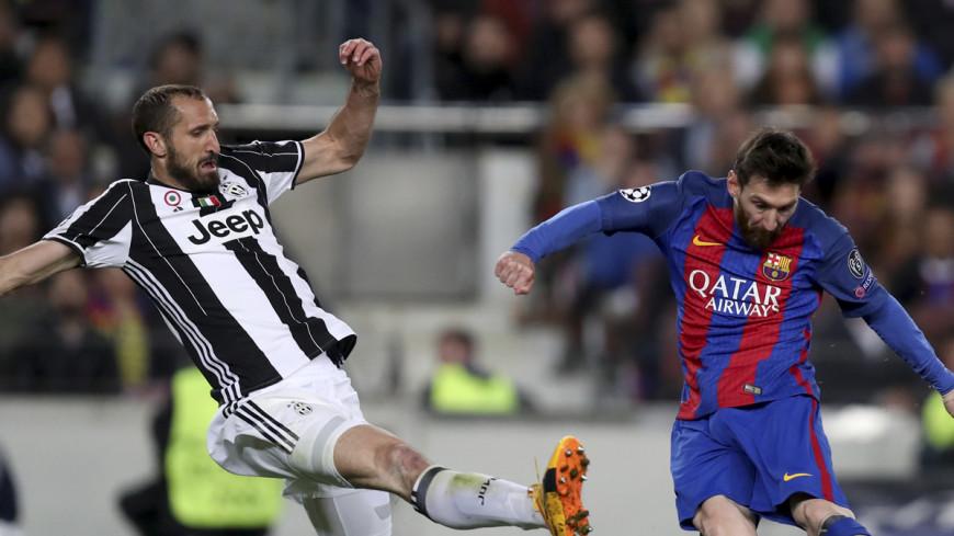 «Монако» и «Ювентус» вышли в полуфинал Лиги чемпионов