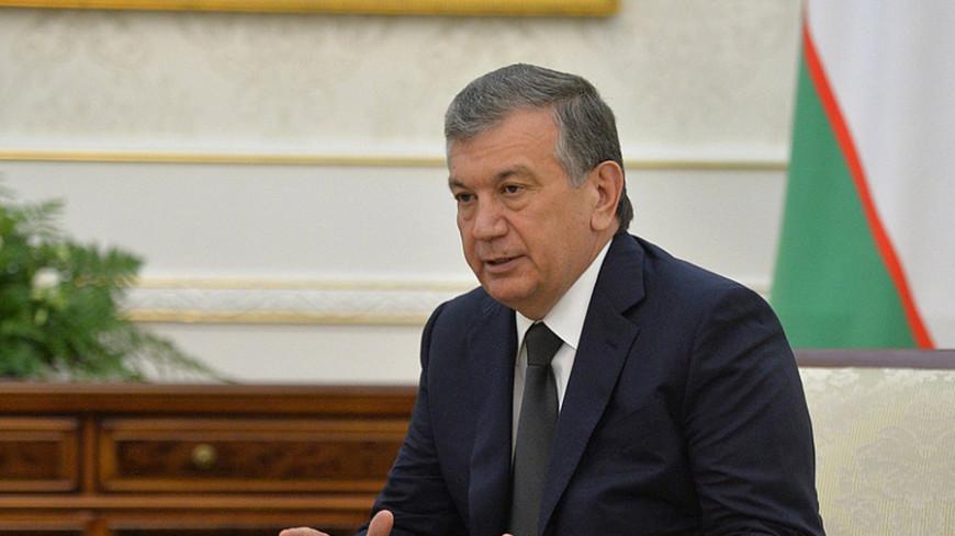 Мирзиеев прибыл в Москву с первым госвизитом