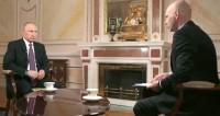 Эксклюзивное интервью президента России Владимира Путина