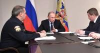 Путин призвал не допустить волокиты с документами пострадавших при пожаре