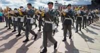 «Спасская башня» шагает по Москве