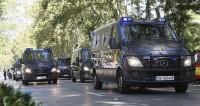 В Барселоне 40 тысяч человек приняли участие в акции протеста