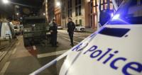 Нападение на военных в Брюсселе назвали терактом