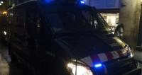 В Каталонии застрелен неизвестный с поясом смертника