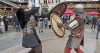 «Путь викингов»: фестиваль средневековой культуры прошел в Беларуси