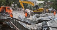 В Москве готовится пятая волна сноса самостроя