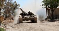 Российский «Терминатор» испытали в боевых условиях в Сирии