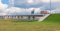 В Москве открыли две эстакады на Северо-Восточной хорде