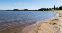Оренбургский министр-арестант спас девушку на городском пляже