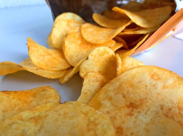 Пять фактов о чипсах и один рецепт их приготовления