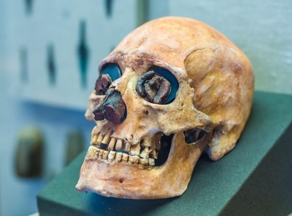 Археологи нашли в Карелии захоронение викингов в ладье