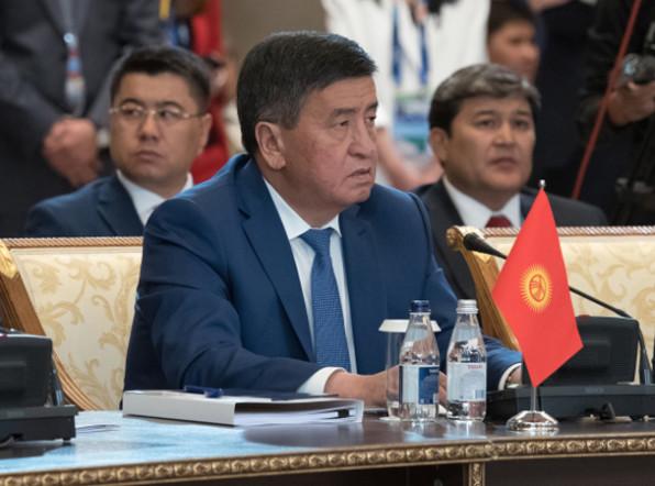 Премьер Кыргызстана уйдет в отставку для участия в выборах президента