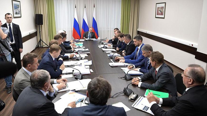 Путин призвал сократить число внеплановых проверок бизнеса