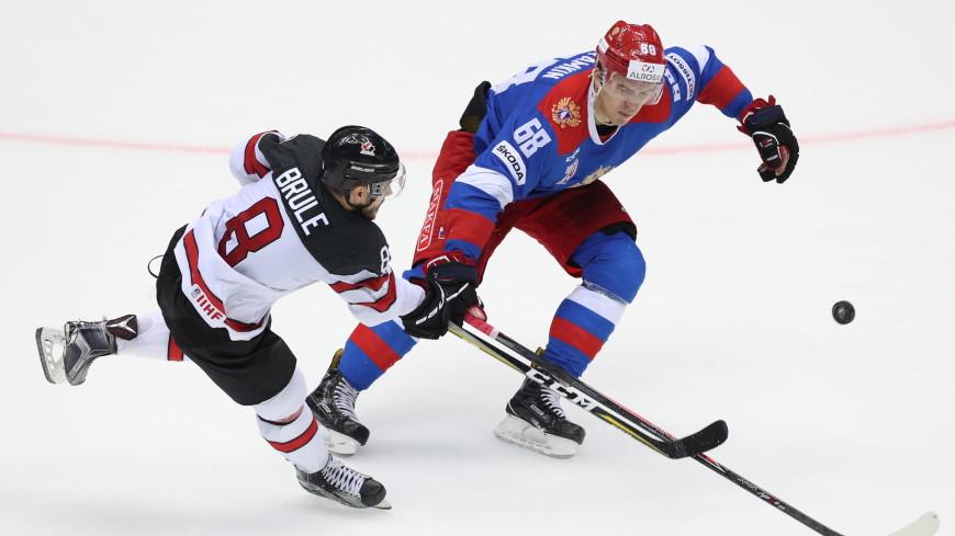Олимпийская сборная России по хоккею обыграла канадцев в Сочи