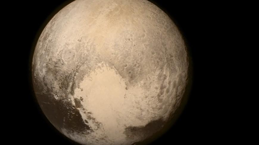 Ученые обнаружили наПлутоне город древней цивилизации