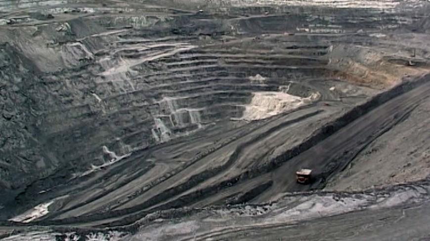 """рудник Фото: """"МТРК «Мир»"""":http://mirtv.ru/, раскопки, золото, золотой рудник, рудник, шахта"""