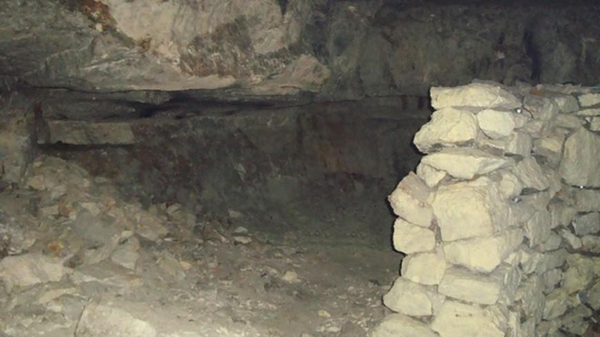 Пещера с уникальной наскальной графикой найдена в Китае
