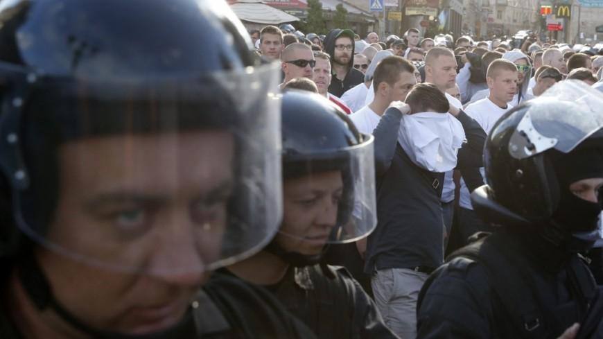 Изздания Центрального вокзала вВаршаве эвакуировали гостей иработников