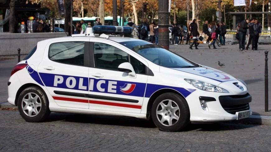 Авто въехало вавтобусные остановки вМарселе, необошлось без жертв