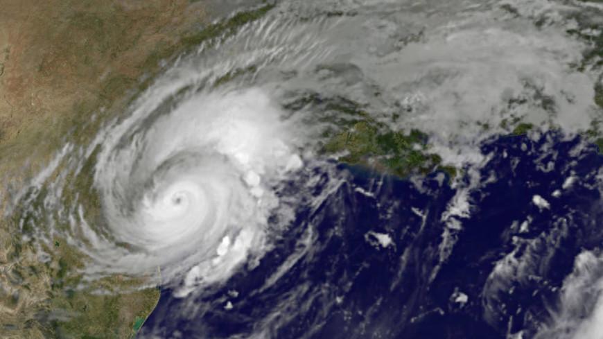 Космическое видео: NASA показало ролик с ураганом «Харви»