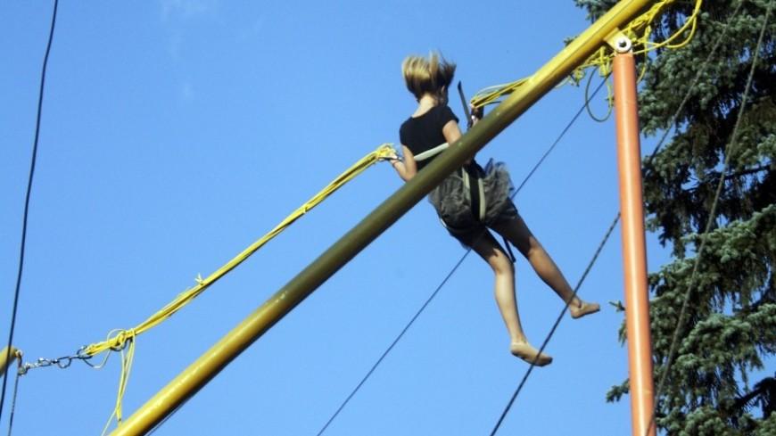 В Дании запретили детям прыгать на батутах и визжать