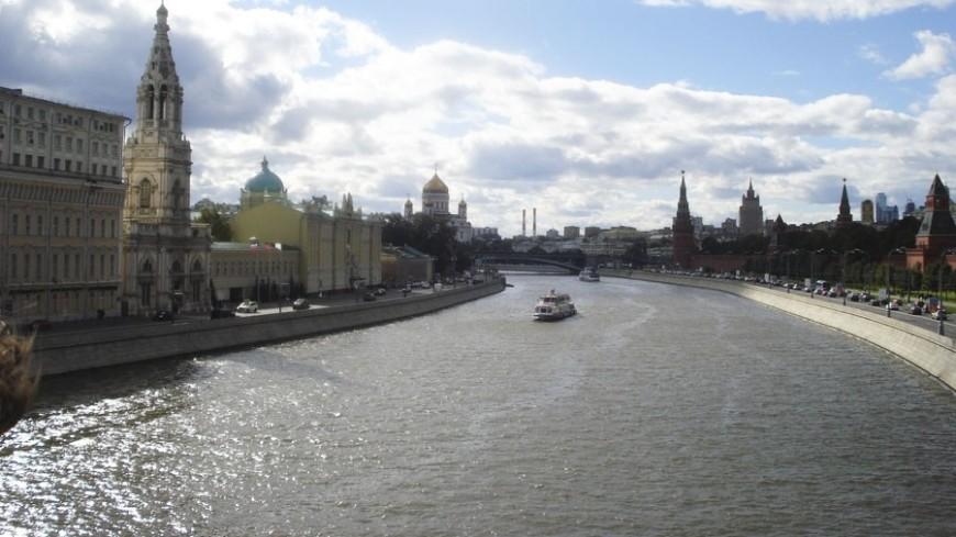По Москве-реке к ЧМ-2018 пустят трамвайчики-«кабриолеты»