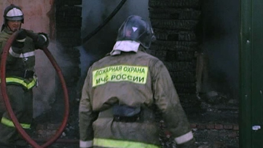 Пожар в жилом доме в Красноярске унес жизни четырех человек
