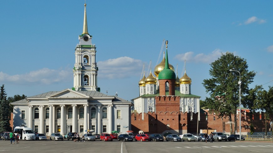 Шире круг: в «Золотое кольцо России» предложили включить Тулу