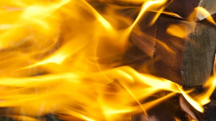 Причиной крупного пожара в Ростове-на-Дону назвали поджог