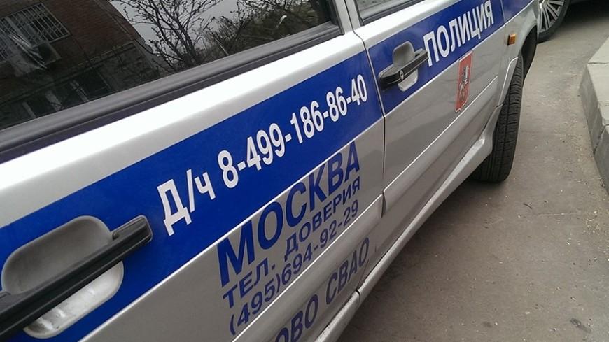 Угонщик избил владельца машины иотобрал ключи вцентре столицы