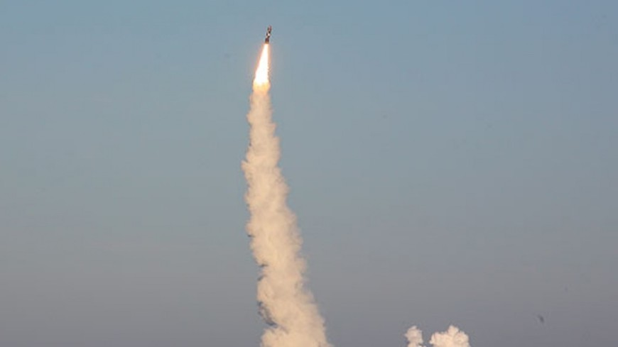 """Фото: """"Минобороны России"""":http://function.mil.ru/, булава, ракета"""