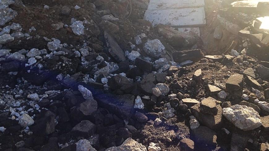 В КНР  из-за землетрясения обвалился  отель с2 тыс постояльцами
