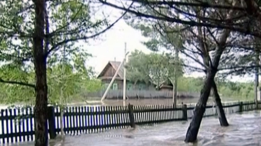Большая вода: в Волгоградской области подтоплено 30 населенных пунктов