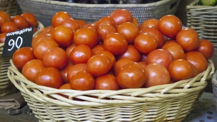 Турция пригрозила ответить России на запрет томатов