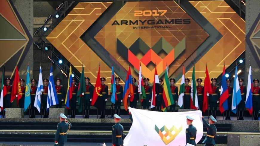 Россияне победили в танковом биатлоне на АрМИ-2017