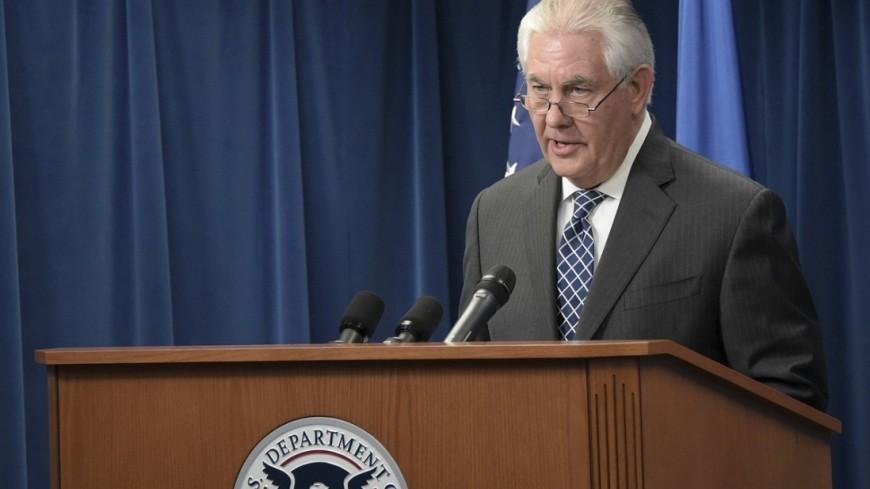 Тиллерсон назвал провокацией запуск КНДР новых ракет